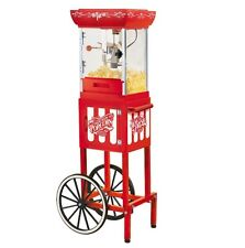Movie Theme Decor Party Decorations Home Theater Antique Popcorn Machine Maker