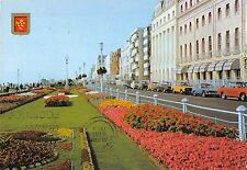 BR90244 eastbourne sussex the carpet of flowers car voiture   uk