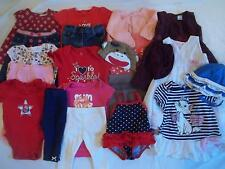Baby Girls 3-6M 6-9M Spring Summer Clothes Outfit Lot 3 6 9 Months FREE SHIPPING