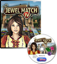 Jewel Match 4 IV - English Version - PC - Windows  XP /  Vista 7 / 8