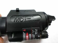 INSIGHT TECHNOLOGY M6 TACTICAL LASER ILLUMINATOR LASER LIGHT COMBO