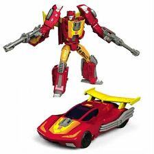 TRANSFORMERS GENERATIONS TITANS RETURN DELUXE HOT ROD FIREDRIVE ACTION FIGURE