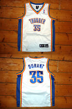 Oklahoma City Thunder Basketball Top Size Large NBA Jersey BASKETBALL Top DURANT