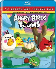 Angry Birds Toons, Vol. 2 (Blu-ray Disc, 2014)