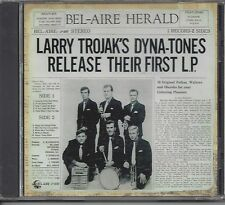 """DYNATONES / LARRY TROJAK  """"Release Their First LP""""  NEW POLKA CD 1 of last 4 !!"""