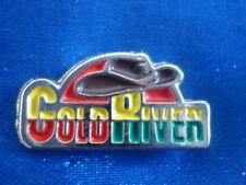 PINS RARE PARC AVENTURA GOLD RIVER CHAPEAU COW BOY ESPAGNE SPAIN