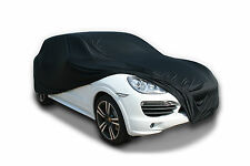 Soft Indoor car cover Autoabdeckung pour porsche Cayenne