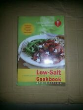 American Heart Association Low-Salt Cookbook : A Complete Guide to Reducing...