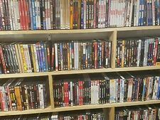 25 DVD Movie Lot No Duplicates Wholesale for Resale or Personal Collections