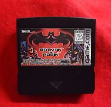 Batman & robin-action-tiger game.com - tiger Electronics 1997