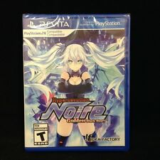 Hyperdevotion Noire: Goddess Black Heart  (Sony PlayStation Vita, 2015)