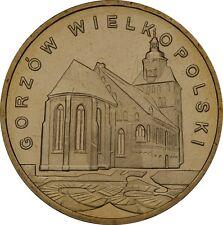 2 zl. 2007 Historical Cities Gorzow Wielkopolski