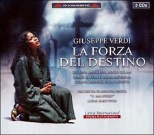 G. VERDI - LA FORZA DEL DESTINO [CD NEW]