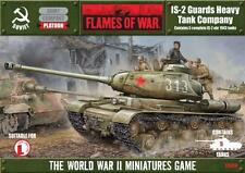Flames of War - Soviet: IS-2 Guards Heavy Tank Company SBX08