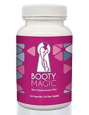 #1 Butt Enhancement Pills - Booty Magic |  - 2 Month Supply New ** REAL DEAL**
