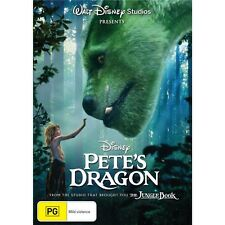 PETE'S DRAGON-Bryce Dallas Howard-Region 4-New AND Sealed