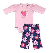 Carters Daddy's Little Lady (Ladybug) Pull-On Pants Set Size 9 months