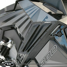 2015+ Polaris SWITCHBACK PRO-S 600/800 AXYS PDP SNOWMOBILE VENT KIT BLACK