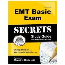 EMT Basic Exam Secrets Study Guide : EMT-B Test Review for the National...