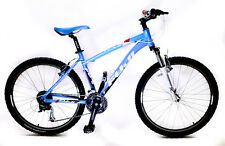 "2012 Fuji 13"" Nevada 3.0 ST Women's Hardtail MTB Bike 26"" Shimano Alivio 9s NEW"