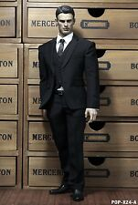 POPTOYS 1/6 Fashion Captain America Business Suit X24-A F Muscular Figure Body