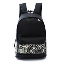 Vintage Retro Women Canvas Backpack Rucksack College Shoulder School Satchel Bag