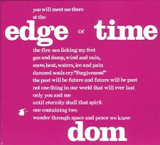 DOM - At The Edge Of Time - CD  - Second Battle - NEU