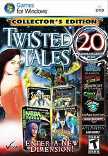 Twisted Tales: Collector's Edition 20 Complete Games BRand NEW Sealed