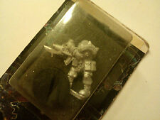 WARZONE-MUTANT CHRONICLES-DARK LEGION-NECROMUTANT-METAL FIGURE-TARGET GAMES