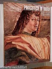 PINACOTECA DI BRERA Milano Mondadori Musei del Mondo 1970 Museologia Arte di e