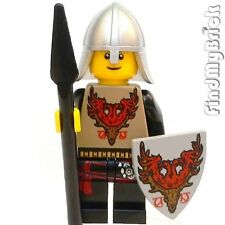 C639 Lego Castle Minifigure Durmstrang Stag Coat of Arms Pattern NEW