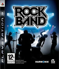 PS3-Rock Band /PS3 GAME NEW