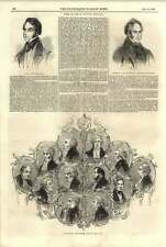 1844 The Dublin State Trials Lord Eliott Counsel For The Crown