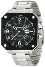 Freestyle Men's Trooper Stainless Steel Square Case Luminous Dial Watch 101165