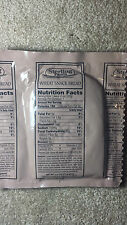 Meal Ready to Eat (MRE) Wheat Snack Bread 5Pcs Bread Cadet Ration IMP