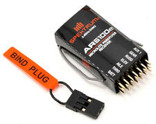 Spektrum RC AR6100eb DSM2 6CH End Pin Receiver (Blade Helis)