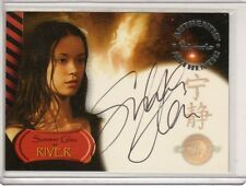 Serenity Autograph card Summer Glau/River Tam auto Firefly inkworks near mint A7