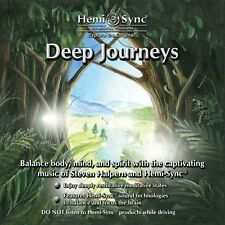 Deep Journeys Hemi-Sync CD MetaMusic