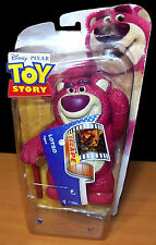 "Disney PIXAR Toy Story Lotso 5½"" Posable PVC Bear - Operation: Escape - MIP"