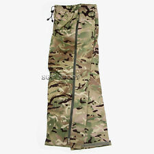 Genuine British Army Multicam MTP Lightweight Gortex Trousers Pants Size XL