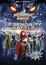 Power Rangers Super Megaforce: Legendary Battle (2015, REGION 1 DVD New)