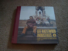 Lee Hazlewood Industries There's A Dream I've Been Saving SEALED NEW 4 CD 1 DVD