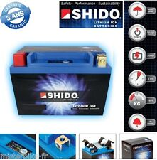 BATTERIE LITHIUM SHIDO Garantie 3An YTX4L-BS GAS GAS PP 250 PAMPERA TRAIL