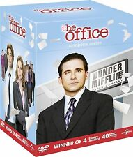 THE AMERICAN OFFICE SERIES 1-9 COMPLETE DVD BOX SET NEW USA 1 2 3 4 5 6 7 8 9
