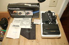 PANASONIC PANACOPY MINI: HAND HELD PHOTOCOPIER: KX-Z61E: RARE VINTAGE & BOXED!!
