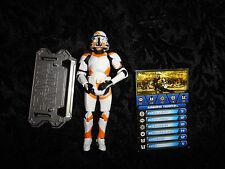 Star Wars Clone Commander Cody Action Figure - FREE SHIPPING