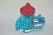 RARE TOY MEXICAN FIGURE BOOTLEG POKEMON venusaur FIGURE WITH LIGHT 4.5IN
