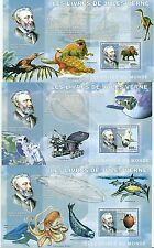 LIVRES DE JULES VERNE - JULES VERNE'S BOOKS CONGO 2006 block imperforated