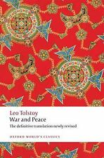 Oxford World's Classics: War and Peace by Aylmer Maude, Leo Tolstoy, Louise...