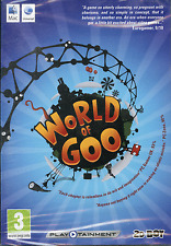 World of goo mac un mélange de puzzle & Construction Jeu Nouveau